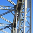 Stock Photo: Steel structure