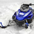 Snowmobile — Stock Photo #5569253