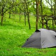 Camping tent — Stock Photo #5569566