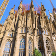 Temple Sagrada Familia.Barcelona. — Stock Photo #6214508