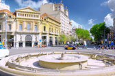 City view of Barcelona, Spain. — Stock Photo