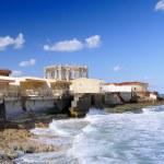 Alexandria, seafront. view Egypt, Africa — Stock Photo