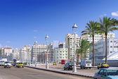The Alexandria city , urban view, Egypt. — Stock Photo