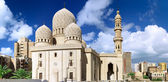 Mosque of Abu El Abbas Masjid, Alexandria, Egypt. Panorama — Stock Photo