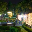 Park Riviera in Sochi city, — Stock Photo