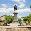 Monument of Russian Emperor-Peter I. Taganrog, Russia — Stock Photo
