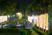 Park Riviera in Sochi city, — Stock fotografie