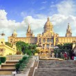 Stock Photo: Placa De Espanya, Barcelona