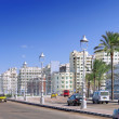 Alexandria city , urban view, Egypt. - Stock Photo