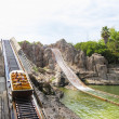 Stock Photo: Park of Entertainment Port-Aventura