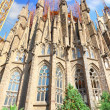 Temple Sagrada Familia.Barcelona. — Stock Photo #6285634