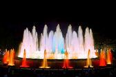 Fountain in Barcelona.Spain. — Stock Photo