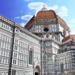 Duomo Santa Maria Del Fiore . Florence, Italy — Stock Photo