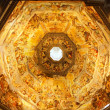 Interior of cathedral Duomo in Pisa, Italy — Foto Stock