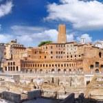 Roman forum in Rome, Italy. — Stock Photo #6361204