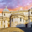 Santa Maria Maggiore Basilica, Roma - Stock Photo