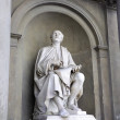 Statue in Duomo Santa Maria Del Fiore. Florence. — Stock Photo