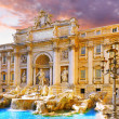 Fountain di Trevi ,Rome. Italy. — Stock Photo #6361283