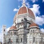 Duomo Santa Maria Del Fiore . Florence, Italy — Stock Photo #6361332