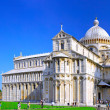 Famous Square of Miracles in Pisa, Italy — Stock Photo #6361342