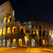 The Colosseum, Rome. Night view — Stock Photo #6361396