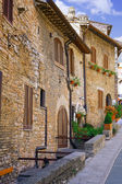 City cview of Assisi. Umbria. Italy — Stock Photo