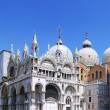 The Doge&#039;s Palace ,Cathedral of San Marco, Venice - Stock Photo