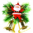 Royalty-Free Stock Photo: Christmas, New Year decoration-Santa Claus.
