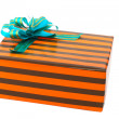 Heap of Christmas,New Year colour gift boxes. — Stock Photo
