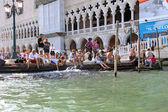 Doge Sarayı, katedral san marco, Venedik — Stok fotoğraf