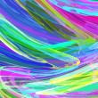 Abstract art colour backdrop (wallpaper). — Stock Photo