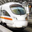 Modern high speed train. Germany — Stock Photo #6595458
