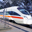 Modern high speed train. Germany - Stock Photo