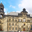 Katholische Hofkirche. Dresden Germany. — Stock Photo