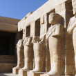 Karnak Temple , Luxor, Egypt. - Stockfoto