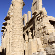 Karnak Temple Complex, Luxor, Egypt. - Stock Photo