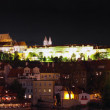 Stock Photo: Prague Castle-view from Charles Bridge.Prague