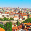 Prague Panorama view , Prague — Stock Photo