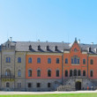 Sihrov Castle, Panorama view , Prague - Stock Photo