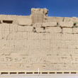 The Karnak Temple Complex, Luxor, Egypt. Panorama - Foto Stock