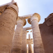 The Karnak Temple Complex, Luxor, Egypt. - Foto Stock