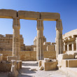 The Karnak Temple Complex, Luxor, Egypt. - Stock Photo