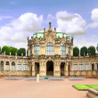 Zwinger Palace (Der Dresdner Zwinger) in Dresden — Stock Photo #6596509