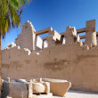 The Karnak Temple Complex, Luxor — Stock Photo