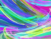 Abstract art colour backdrop (wallpaper). — Stock Photo