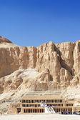 Overview Temple of Queen Hatshepsut at Luxor . — Stockfoto