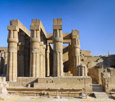 The Karnak Temple Complex, Luxor, Egypt. — Stock Photo
