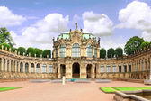 Zwinger Palace (Der Dresdner Zwinger) in Dresden — Stock Photo