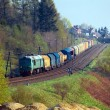 Freight train — Stock Photo #5678723