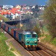 Freight train — Stock Photo #5678746
